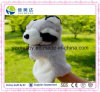 Funny Children Toy Plush Raccoon Hand Puppet Kids Educational Toy