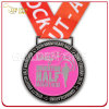 Custom Antique Finish Half Marathon Award Medallion