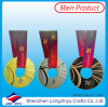 Metal Medals Wholesale Sports Event Medals with Ribbon