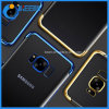 Transparent Soft Plating Cell Phone Case for Samsung Galaxy Case for Samsung S8 Plus