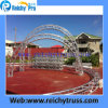 Curved Spigot Truss Aluminum Stage Truss