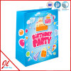 2016 Coated Paper Large Paper Gift Bags for Birthday Party