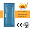 Powder Coated Very Low Price Metal Doors for Projects (SC-S014)