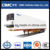 Cimc 13m Refrigerated Container Semi Trailer with Carrier Cooling