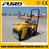 Honda Engine Double Drum 1t Compactor Vibratory Roller