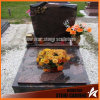 Factory Direct Classical Granite Tombstone in Graveyard Ts-003