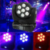 7*12W Osram 4in1 LED Beam and Wash Moving Head Light