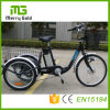 Three Wheels E Tricycle China Factory E Trikes for The Disabled Big E Tricycle with 25km/H