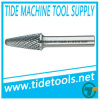 DIN8032 Carbide Burrs with Taper or Cone Radius End