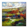 High Quality Abstract Landscape Oil Painting Wall Art Furniture