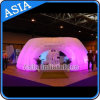 High Quality LED Light Inflatable Panoramic Tent Indooor Structures