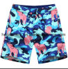 Nylon Fabric of Boards Shorts, Printed Beach Shorts for Man