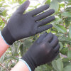 Nitrile Sandy Dipped on Polyester Gloves Working Glove