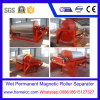 Wet Permanent Magnetic Drum Pre Separator for Mineral Ores