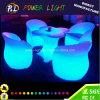 Events Party Furniture 16 Colors LED Bar Armchair