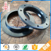 Mechanical Parts Slotting EPDM Bushing with Metal Plate