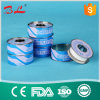 Hypoallergenic Surgical Snowflakes Zinc Oxide Adhesive Plaster Tape in Metal Tin Pack