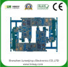 Factory HDI PCB Board with Bilnd Hole Blue Oil Immersion Gold