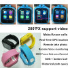 Kids 3G Network Smart Phone Watch with GPS Location