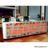 Top Customized Design Modern White Luxury Wine Bar Counter (TW-018)