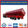 50t Rear Dump Truck Trailer, Tipper Semi Trailer From Manufacture