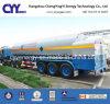 Cyy Oxygen Nitrogen Argon Cabochon Dioxide Cryogenic Tank Truck