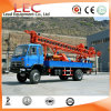 Four Wheel Driven Water Well Drilling Machine