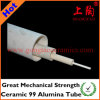 Great Mechanical Strength Ceramic 99 Alumina Tube