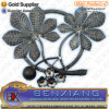 Ornamental Decoration Wrought Iron Rosettes