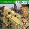 Log Crushing Drumtype Wood Chipper