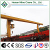 L Type Single Girder Electric Trolley Gantry Crane