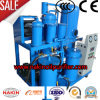 Ty-40 Vacuum Heating Turbine Oil Purification Plant