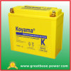 Good Quality Maintenance Free Motorcycle Battery 12V 22ah