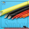 Colored Acrylic Resin Coated Fiberglass Sleeving