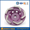 New Type Diamond Cup Wheel for Grinding Stone