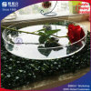 Round Clear Acrylic Fruit Food Tray