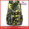 Fashion Camou Travel Hiking Backpack School Bag for College