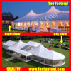 High Peak Mixed Marquee Tent for Banquet Hall in Size 9X24m 9m X 24m 9 by 24 24X9 24m X 9m