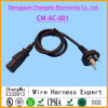 AC Power Cord-One Wire Harness