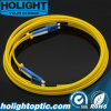 LC-LC Duplex Singlemode Custom Length Plenum Rated Fiber Optic Patch Cable