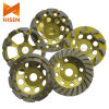 Diamond Grinding Cup Wheel for Hand-Held Machine