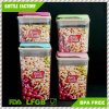 Plastic Fresh Keeping Crisper Refrigeration Food Storage Container/PS Storage BPA Free