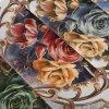 Colorful Foil Flower Print Velvet for Sofa Fabric/Upholstery Fabric Imagens De Sofas
