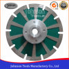125mm Cold Press T Shaped Concave Granite Cutting Blade