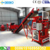 2-10 Interlocking Compressed Earth Stabilised Soil Block Machine for House and Water Tank Construction