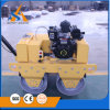 Walk Behind Double Drum Vibratory Small Road Roller