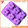 Custom Design FDA Food Grade Silicone Cake Baking Mould (YB-AB-021)