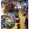 Priateship Themed Indoor Playground Structure