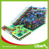 Amusement Park Big Indoor Playground with Slide and Tunnel