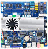Mini 12V Linux Embedded Motherboards with 1*HDMI+1*VGA